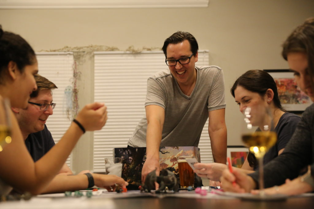 Professional Dungeon Master for Hire in Los Angeles