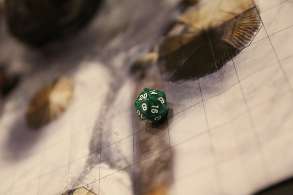 Dungeons & Dragons d20